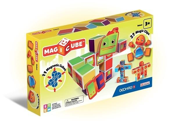 Afbeelding van het spelletje MagiCube Robots