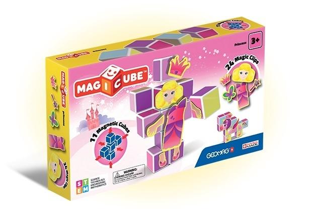 Afbeelding van het spelletje MagiCube Princess