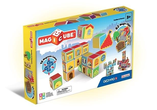 Afbeelding van het spelletje MagiCube Castles&Home