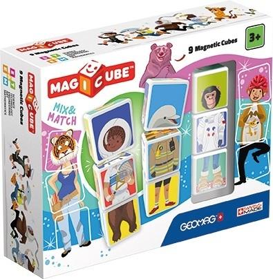 Afbeelding van het spelletje MagiCube Mix&Match