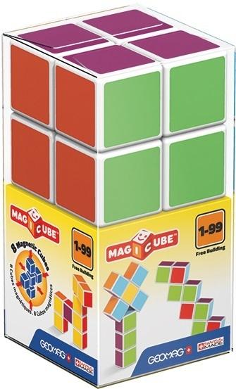 Afbeelding van het spelletje MagiCube Free Building 8
