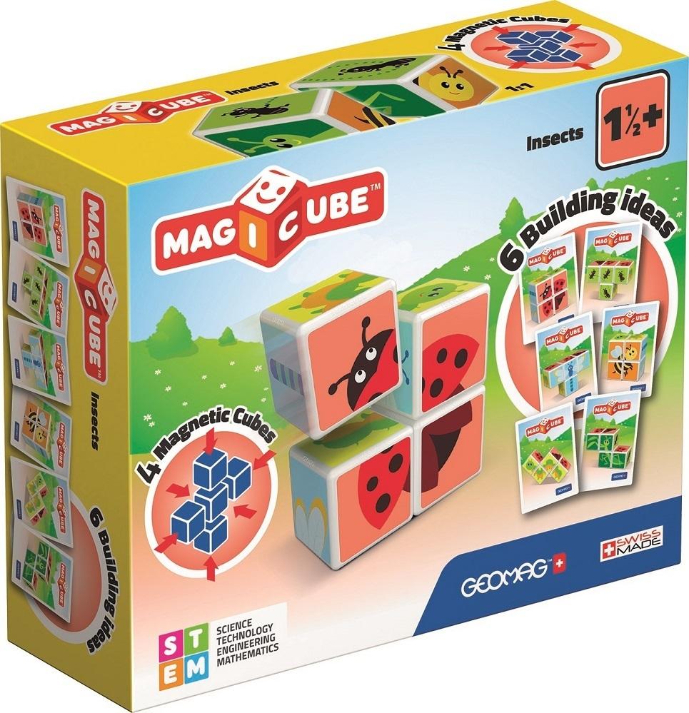 Afbeelding van het spelletje MagiCube Insects