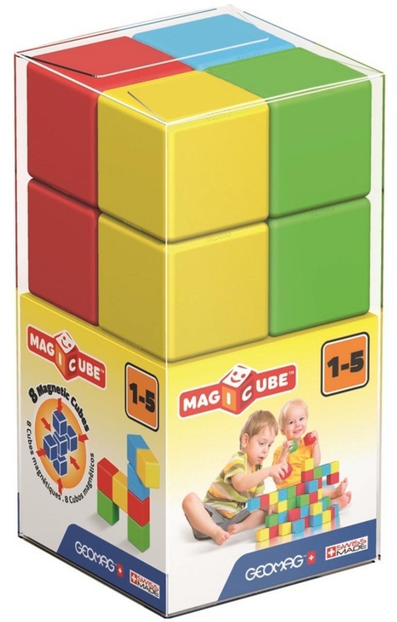 Afbeelding van het spelletje MagiCube Pre-School Free Building 8