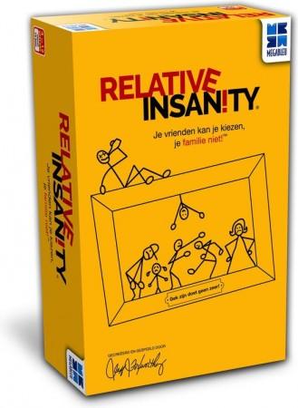 Afbeelding van het spelletje Relative Insanity [NL]