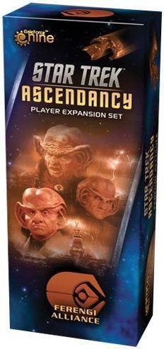 Afbeelding van het spel Star Trek Ascendancy: Ferengi Union (Player Expansion Set)