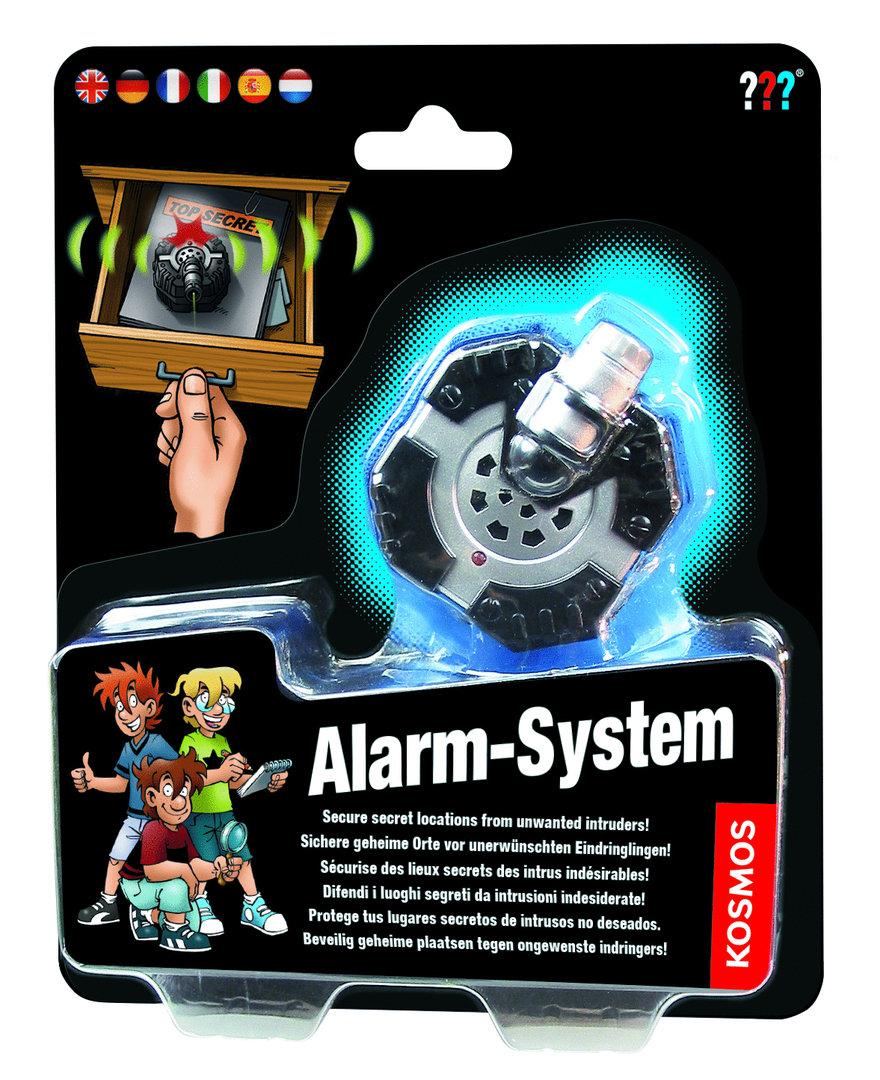 Afbeelding van het spelletje Alarm-System (The Three Detectives)