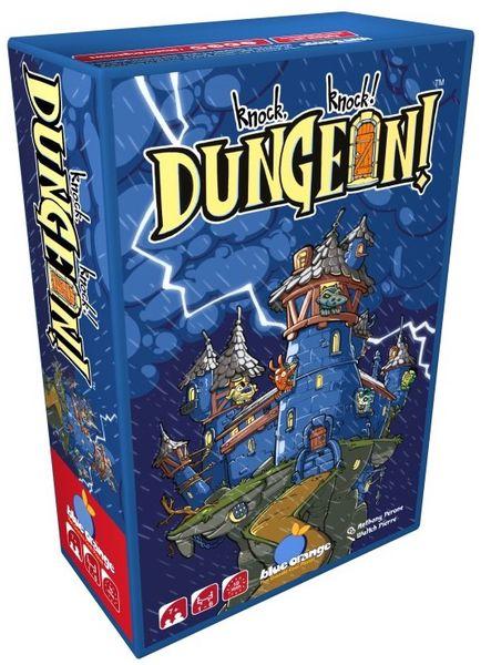 Afbeelding van het spelletje Knock! Knock! Dungeon!
