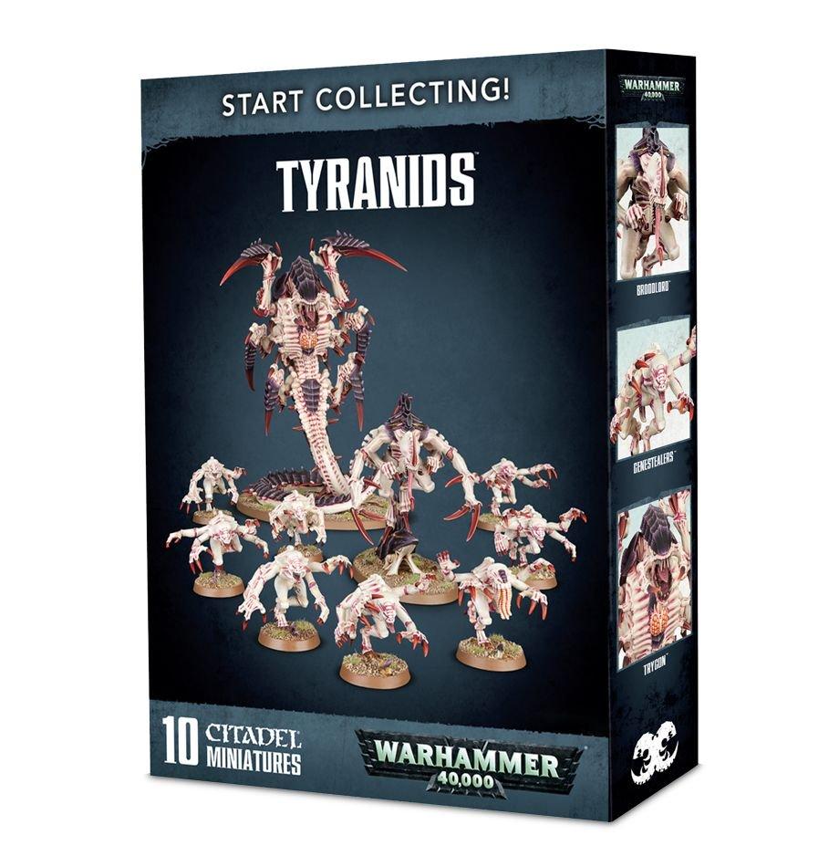 Afbeelding van het spel Warhammer 40,000 - Start Collecting! Tyranids