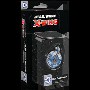Afbeelding van het spel Star Wars X-Wing 2.0 - HMP Droid Gunship Expansion Pack