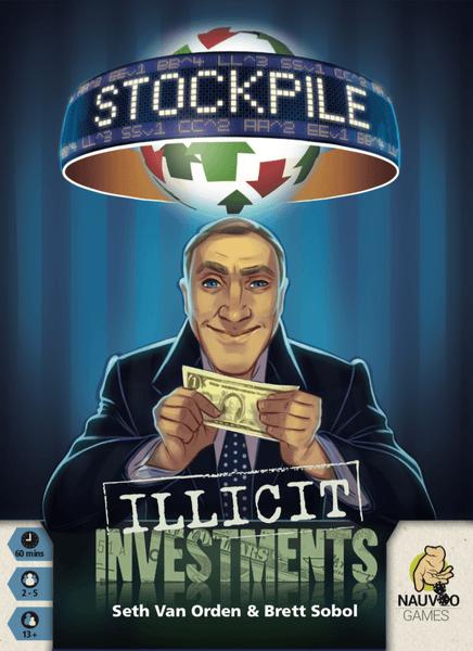 Afbeelding van het spel Stockpile: Illicit Investments