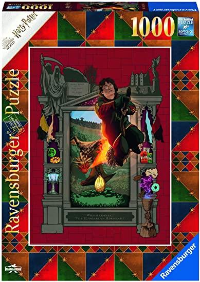 Afbeelding van het spel Harry Potter 4 - Puzzel (1000)