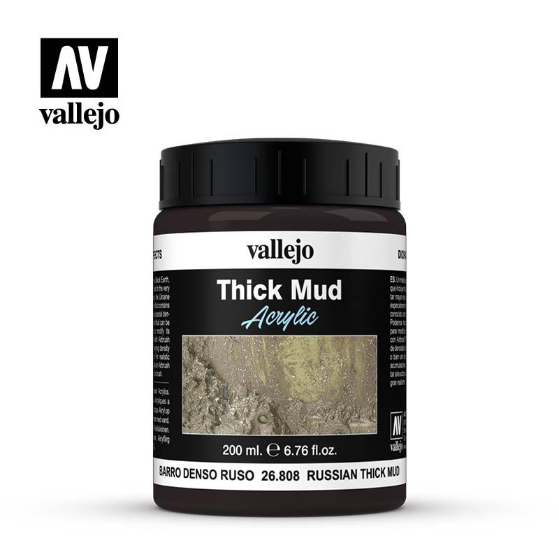 Afbeelding van het spel Thick Mud: Russian Thick Mud (Vallejo)