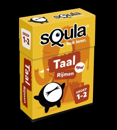 Afbeelding van het spel Squla: Taal - Rijmen (Groep 1/2)
