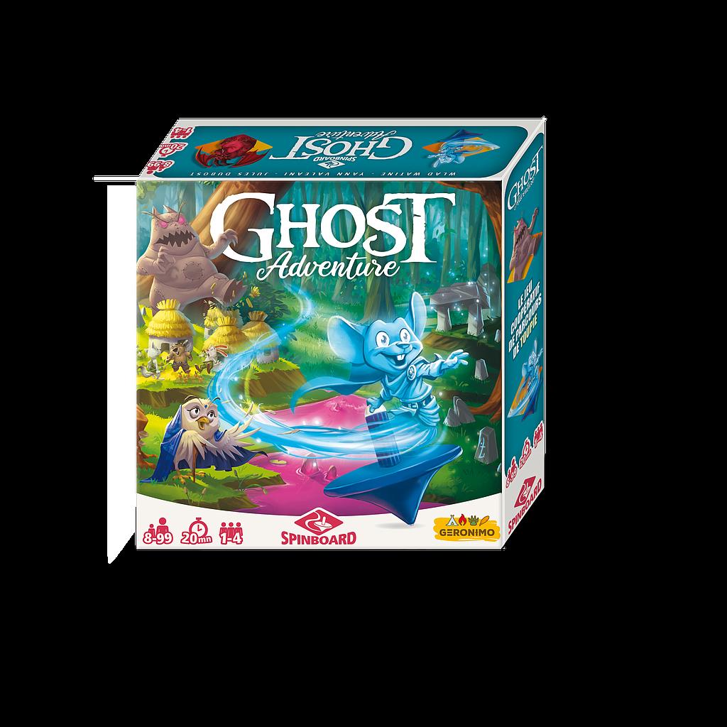 Afbeelding van het spelletje Ghost Adventure