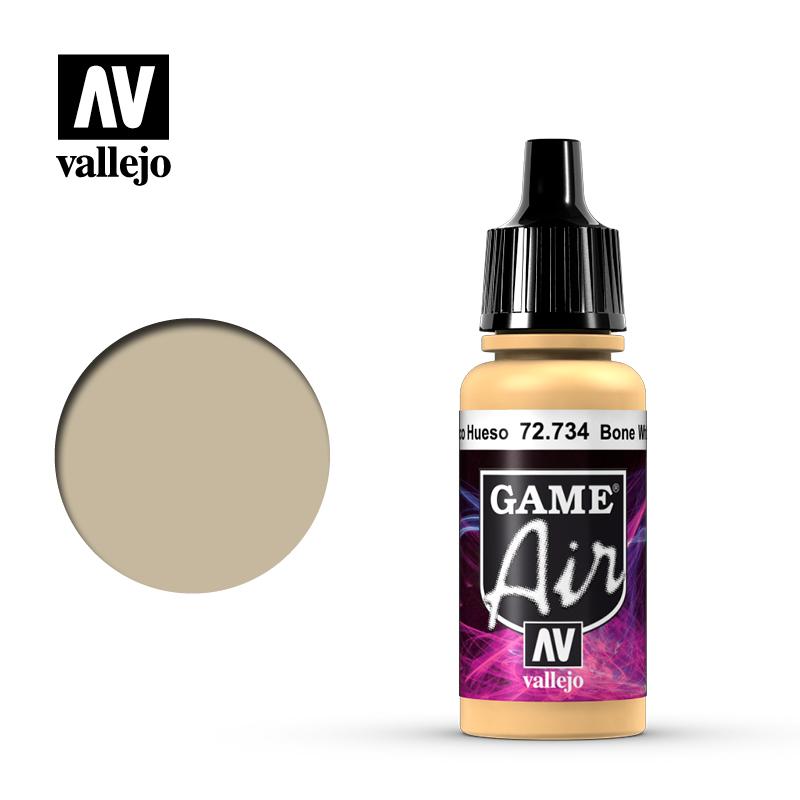 Afbeelding van het spel Game Air: Bone White (Vallejo)