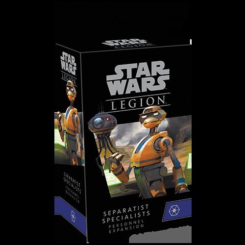 Afbeelding van het spel Star Wars Legion: Separatist Specialists Personnel Expansion