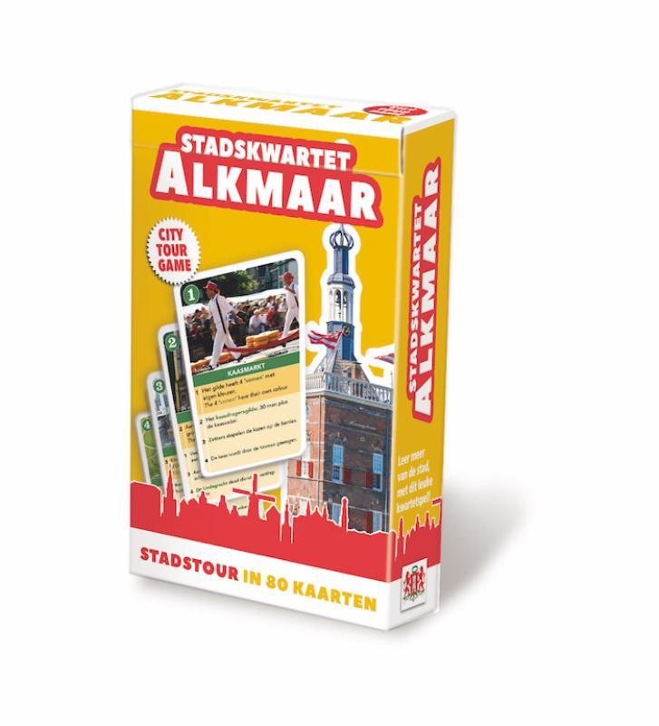 Afbeelding van het spel Stadskwartet Alkmaar