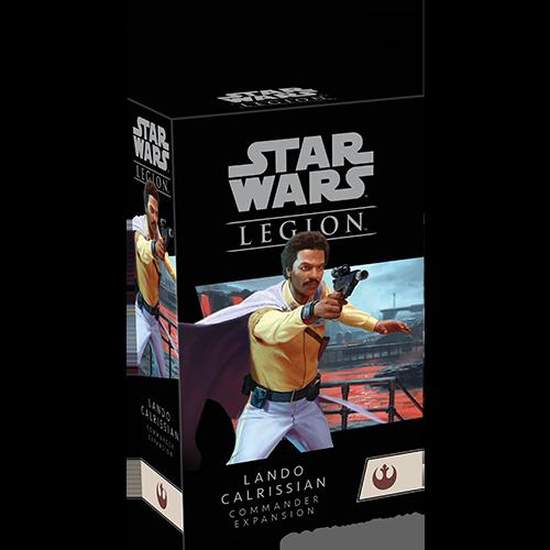 Afbeelding van het spel Star Wars Legion: Lando Calrissian Commander Expansion