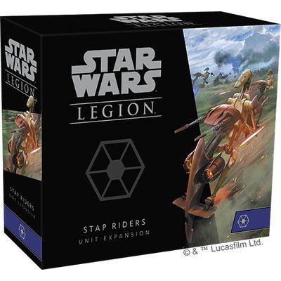 Afbeelding van het spel Star Wars Legion: Stap Riders Unit Expansion