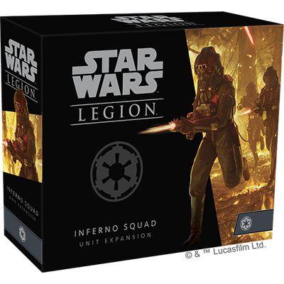 Afbeelding van het spel Star Wars Legion: Inferno Squad Unit Expansion