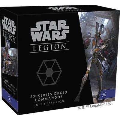 Afbeelding van het spel Star Wars Legion: BX-series Droid Commandos Unit Expansion
