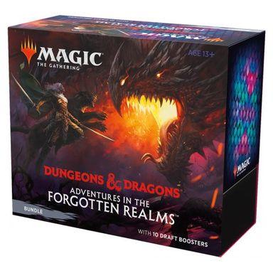 Afbeelding van het spelletje MTG: Adventures in the Forgotten Realms Bundle
