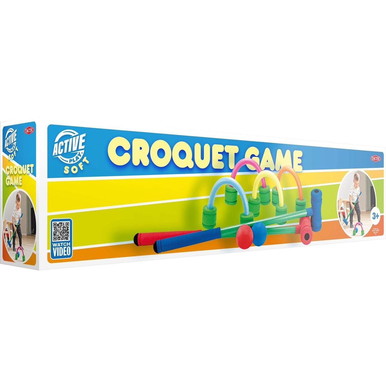 Afbeelding van het spelletje Foam Croquet
