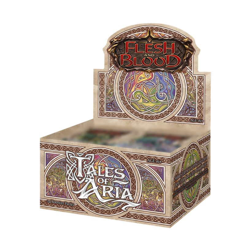 Afbeelding van het spelletje Flesh and Blood: Tales of Aria (Boosterbox) [FIRST EDITION]