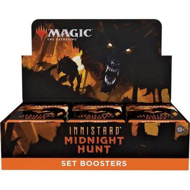Afbeelding van het spelletje MTG: Innistrad Midnight Hunt - Set Boosterbox