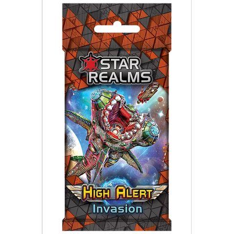 Afbeelding van het spel Star Realms: High Alert - Invasion
