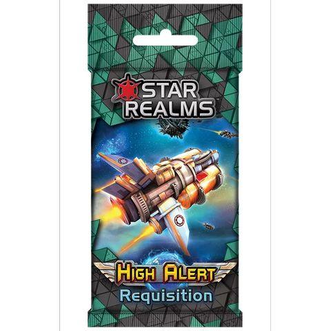 Afbeelding van het spel Star Realms: High Alert - Requisition