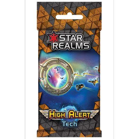 Afbeelding van het spel Star Realms: High Alert - Tech