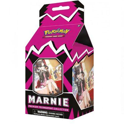 Afbeelding van het spelletje Pokémon: Marnie Premium Tournament Collection (Max. 1 per klant)