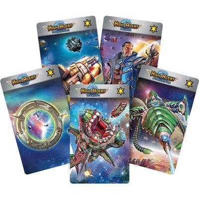 Afbeelding van het spel Star Realms: High Alert Dividers