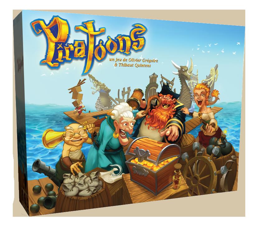 Afbeelding van het spelletje Piratoons