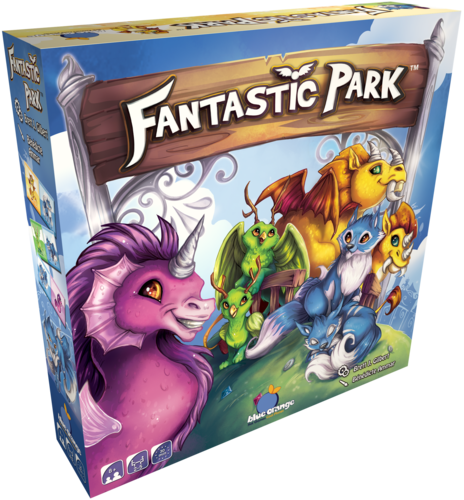 Afbeelding van het spelletje Fantastic Park