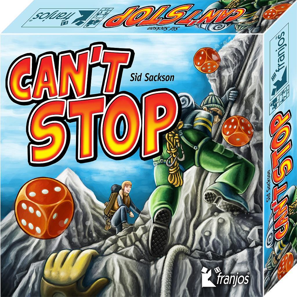 Afbeelding van het spelletje Can't Stop