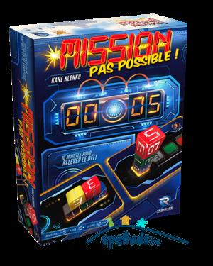 Afbeelding van het spelletje Mission Pas Possible