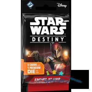 Afbeelding van het spel Star Wars: Destiny - Empire at War Booster Pack