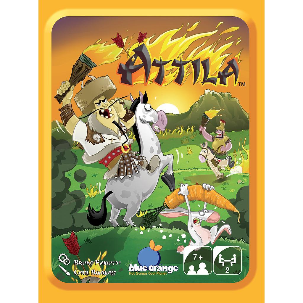 Afbeelding van het spelletje Attila