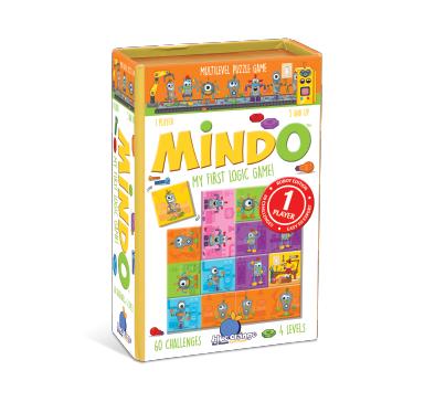 Afbeelding van het spelletje Mindo: Robots