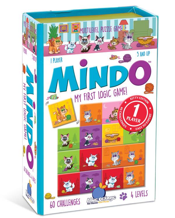Afbeelding van het spelletje Mindo: Cats
