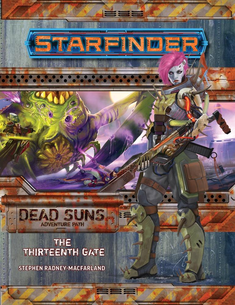 Afbeelding van het spel Starfinder Adventure Path 5: The Thirteenth Gate