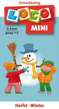 Afbeelding van het spelletje Mini Loco - Herfst/Winter (4-6 jaar)