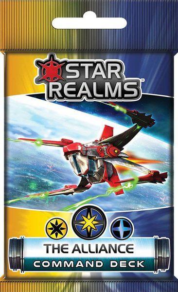 Afbeelding van het spel Star Realms: Command Deck– The Alliance