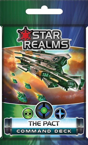 Afbeelding van het spel Star Realms: Command Deck– The Pact