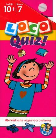Afbeelding van het spelletje Loco Quiz: Groep 7 (5e leerjaar)