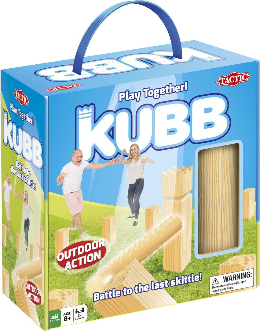 Afbeelding van het spelletje Kubb [SMALL]