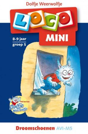 Afbeelding van het spelletje Mini Loco - Dolfje Weerwolfje: Droomschoenen (AVI M5, 8-9 jaar)