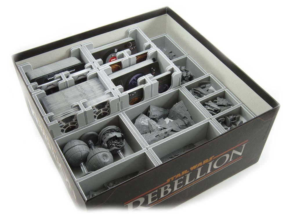 Afbeelding van het spel Star Wars Rebellion: Insert (Folded Space)